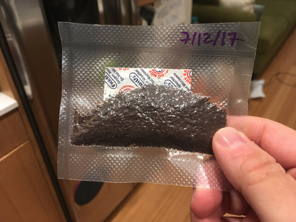 Vacuum Packed Coffee